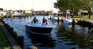 Sea Trials are available all day long on many types of boats