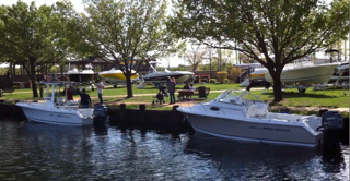 We have new and pre owned boats of many kinds