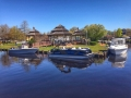 Best pic edited for Spring 2015 Huddy Park in water boat show
