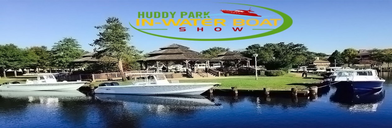 Huddy Park In-Water Boat Show